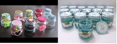 Ideas Para Fiestas, Birthday Cakes, Mason Jars, Diy And Crafts, Alcohol, Baby Shower, Education, Costumes, Diy Accessories