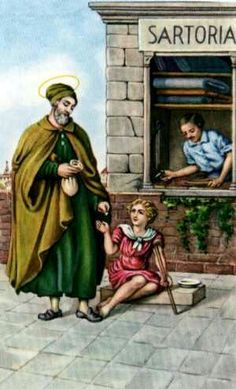 Saint Homobonus today, patron Saint of the Tailors. Good luck to all the colleagues of the World #LucaLitrico #sartorialitrico #BespokeTailor