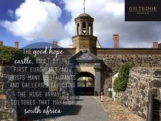 The Castle of Good Hope in Cape Town is the oldest building in South Africa. It was built between 1666 and 1679 by the Dutch East India Company. Cape Colony, East India Company, Number 10, Table Mountain, Historical Monuments, Old Building, Cape Town, Wonders Of The World, South Africa
