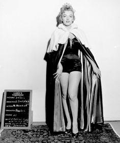 """""""We're Not Married"""" 1952 #Marilyn_Monroe"""
