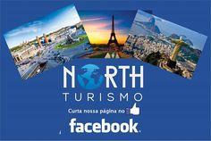 #northturismo #bomdia #facebook #curta #fanpage #viajante #viajar #turismo