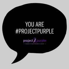 #projectpurple