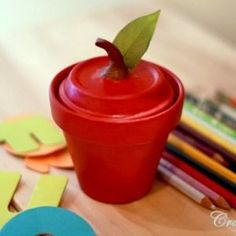 Clay Pot Craft idea