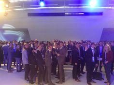 Bijna 300 nieuwe Deloitters maakten op 1 september kennis met elkaar en met Deloitte.