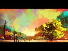 Paint Your First Digital Landscape - Corel Discovery Center