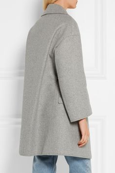 Golden Goose Deluxe Brand | Belted wool-blend coat | NET-A-PORTER.COM