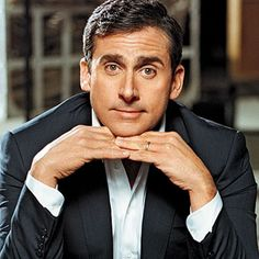 Steve Carell. The Office just isn't funny anymore.