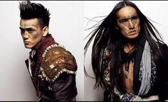 Tokio Tribe / vman magazine