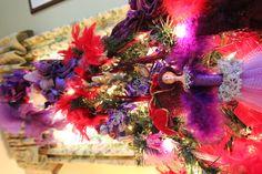 Red Hat Ladies Christmas Tree!