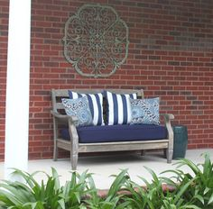 Porch Wall Decor Ideas To Inspire You, Exelent Welcoming Porch Wall D. Porch Wall Decor Ideas To Inspire You, Exelent Welcoming Porch Wall D. Patio Wall Decor, Wall Art Decor, Outdoor Walls, Outdoor Sofa, Outdoor Decor, Outdoor Ideas, Porch Decorating, Interior Decorating, Bedroom Shutters