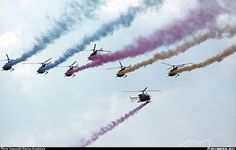 Blue Bees  -  Sanicole Airshow (1977)
