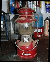 How to Rebuild a Coleman® Single Mantle Lantern: Lesson Three, Re-Assembly: Old Town Coleman