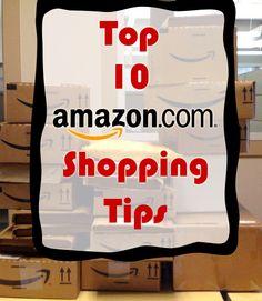 Top 10 Amazon Shopping Tips