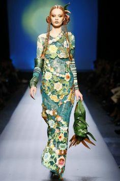 Haute Couture: Gaultiers Kunstwerke