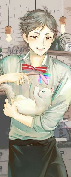 Ahhhh Suga is so precious we must protect him at all costs Sugawara Koushi, Akaashi Keiji, Daisuga, Kagehina, Haikyuu Karasuno, Haikyuu Fanart, Haikyuu Ships, Oikawa, Kuroo