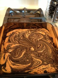 Vitamix Recipe: Skinny PB Fudge Brownies