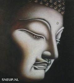 Sneup Schilderij Boeddha - #Sneup #Woninginrichting