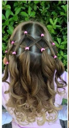 Little girl hair More Kids braided hairstyles Black kids hairstyles Baby hairstyles Afro punk Kids hair Kids natural hairstyles Hair Day Girls Hairdos, Lil Girl Hairstyles, Princess Hairstyles, Hairstyles For School, Cool Hairstyles, Teenage Hairstyles, Natural Hairstyles, Girl Haircuts, Medium Hairstyles