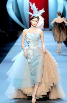 The Avant-Garde Wedding Dress