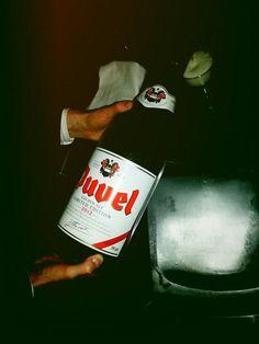 Jolie bouteille de Duvel !