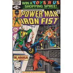 POWER MAN #65   1974-1981   VOLUME 1   MARVEL   October 1980   $9.00