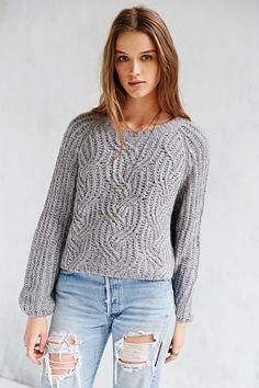 Kimchi Blue Bella Pullover Sweater