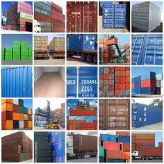 Google+ Shipping Containers For Sale, Transportation, Company Logo, Google