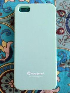 Mint Green iPhone 5 5S Korean HAPPYMORI Silicone Rubber TPU Case Cover Skin | eBay $2.99