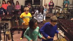 Who knew kids could rock so hard? To honor the 40th anniversary of Led Zeppelin's Physical Graffiti, the Louisville Leopard Percussionists uploaded this video of its band members performing a medley of some...