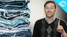This Video Explains When (and If) You Need to Wash Your Jeans