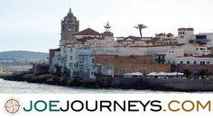 Sitges - Spain     Joe Journeys ~ Youtube