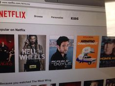 """All seasons are """"popular on @Netflix_CA"""" - catch up before the #October15finalseason premiere  Dvds also on sale"""