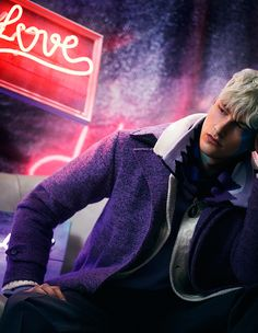 Benjamin Jarvis photographed by Thomas Cooksey and styled by Damian Foxe, for How To Spend It magazine.