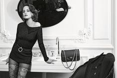 Kristen Stewart Stars in Chanel's 'Paris in Rome' Ad Campaign