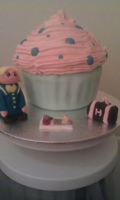 Air hostess Cake!