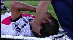 Após susto, Bruninho realiza exames e fica em observação no Paraná Clube +http://brml.co/1uvD65Q