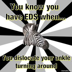 FB you know you have EDS when