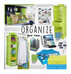 """Organize!"" by beebeely-look ❤ liked on Polyvore featuring interior, interiors, interior design, home, home decor, interior decorating, Mark & Graham, Vitra, Safco and homedecor"
