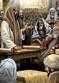 JESÚS EN NAZARET  http://palabradediosdiaria.blogspot.mx/