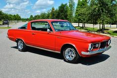 1965 Plymouth Barracuda for sale #1868274 | Hemmings Motor News
