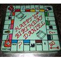 Monopoly Cake Mandas Cakes - Birthday Cakes, Special Occasion Cakes