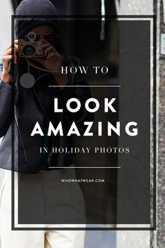 10 secrets for looking your best in holiday photos