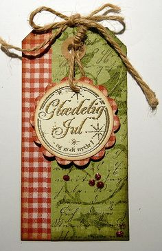 gift tag by madsen.lisette, via Flickr
