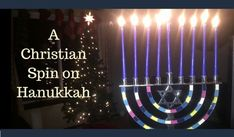 Celebrate a Festival that Jesus Celebrated this Christmas Season Once I learned Hannukah is a celebration of God's miraculous ways, I wanted to learn more. Then we decided to celebrate it too & it has been such a blessing Hanukkah Blessings, Hanukkah 2019, Feliz Hanukkah, Hanukkah Cards, Happy Hannukah, Hanukkah Celebration, How To Celebrate Hanukkah, Hanukkah Traditions, Noel
