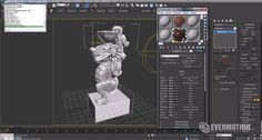 Tip of the Week. V-ray materials - SSS2 and translucency