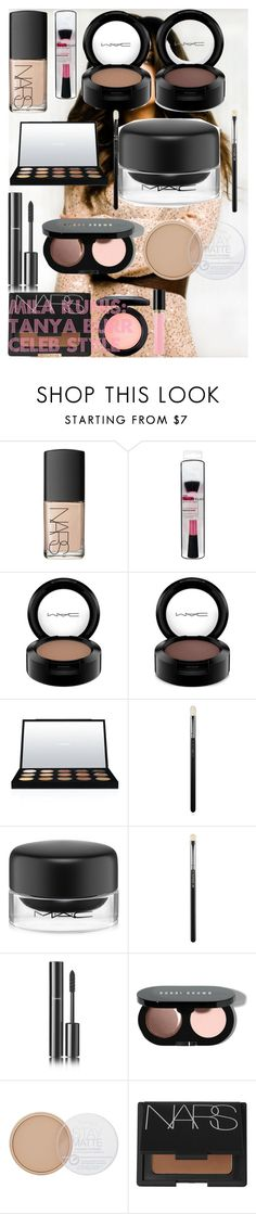 """MILA KUNIS: TANYA BURR CELEB STYLE"" by oroartye-1 on Polyvore featuring beauty, NARS Cosmetics, MAC Cosmetics, Chanel, Bobbi Brown Cosmetics, Rimmel and Revlon"