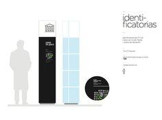 A proposta de Luciano Balzano para a identidade da cidade de Buenos Aires (Argentina) e a sinalização do Bairro Recoleta foi projetada com base nos conceitos fundamentais de sinalização, com a idéi…