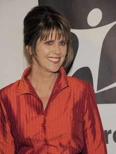 Actress Pam Dawber was born in Detroit on Oct. 18, 1951.