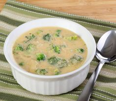 Recipes :: Featured Recipes :: Broccoli Potato Soup