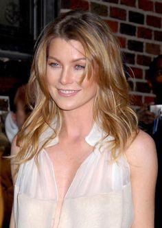 Ellen Pompeo. Oh Meredith!